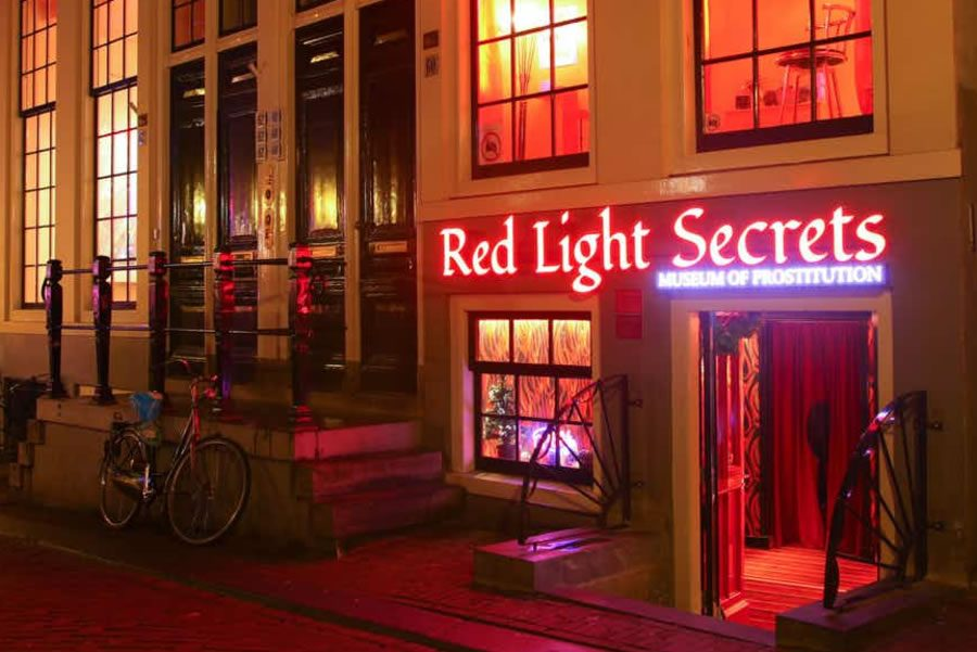 Red Light Secrets Museum